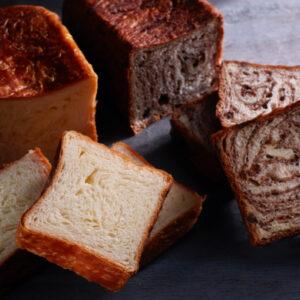 八天堂とろける食パン